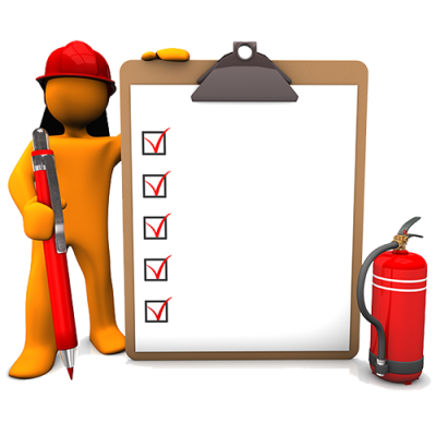 Spring cleaning for fire prevention