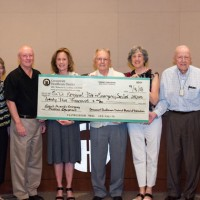 $25,000 grant from Grossmont Healthcare District