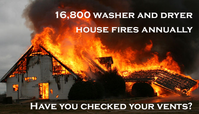 Washers And Dryers Cause 16 800 Structure Fires Annually