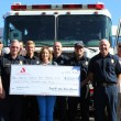 Grant for Elfin Forest Firefighters