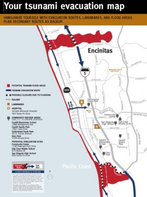 Encinitas-tsunami-evacuation-map
