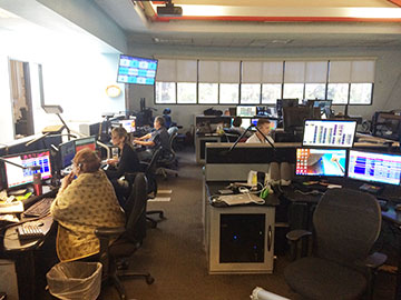 San Diego City Officials Want to Share 9-1-1 Dispatch Center