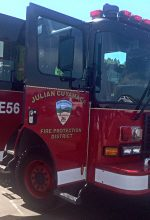 Julian Cuyamaca Volunteer Firefighters