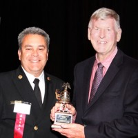 Our Chairman receives Burn Institute Spirit of Courage Award!
