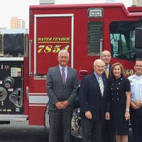 $276,000 Awarded for Fire Department Communications Equipment
