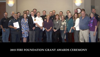 Fire Foundation provides another $177,000 in grants to San Diego County Firefighters