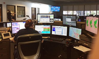 What happens when you call 9-1-1?