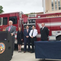 Foundation Helps Provide Computers for Back Country CALFIRE/San Diego Fire Authority Firefighting Rigs